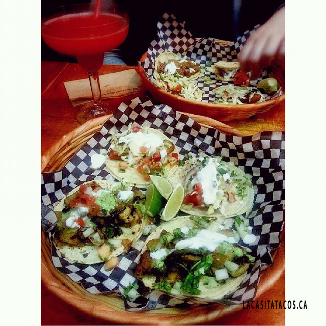 TACO TUESDAY In Vancouver BC